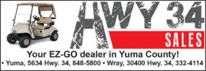 Moisture just keeps moving - Yuma Pioneer