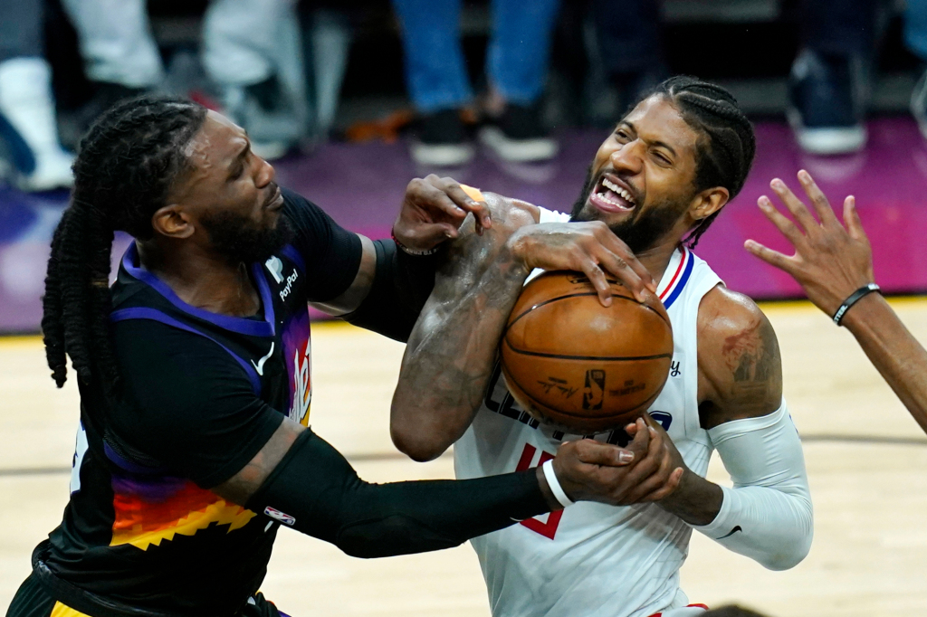 Clippers Forced To Take Pop Quizzes In Phoenix, And Questions Got Too Hard - Daily Bulletin